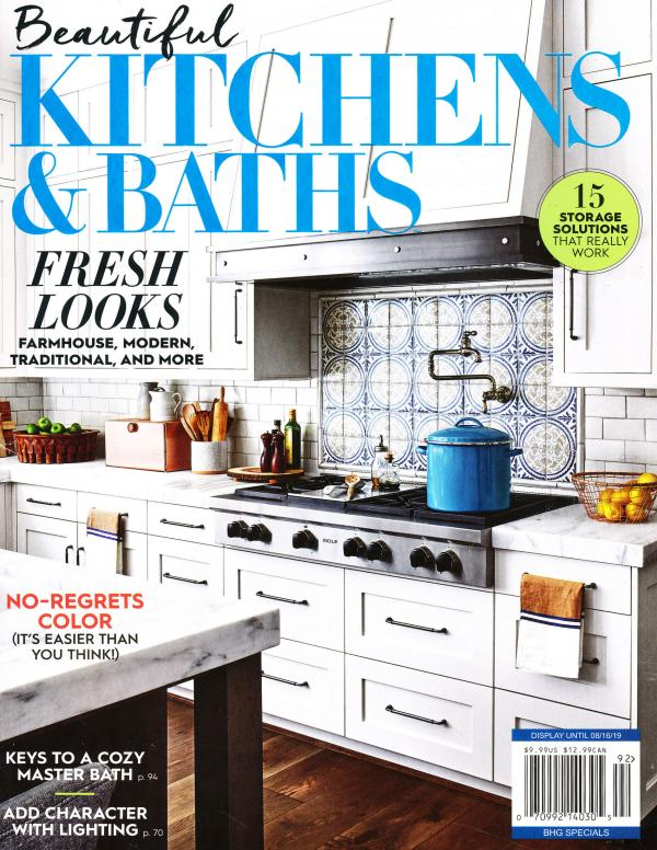 Beautiful Kitchens and Baths Cover Resized