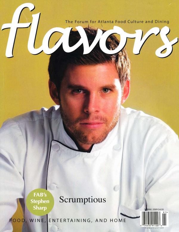 Flavors Spring 2009 Cover