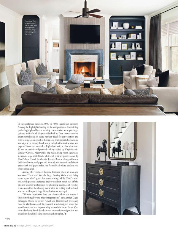 Interors Modern Luxery Feb 2019 page 108