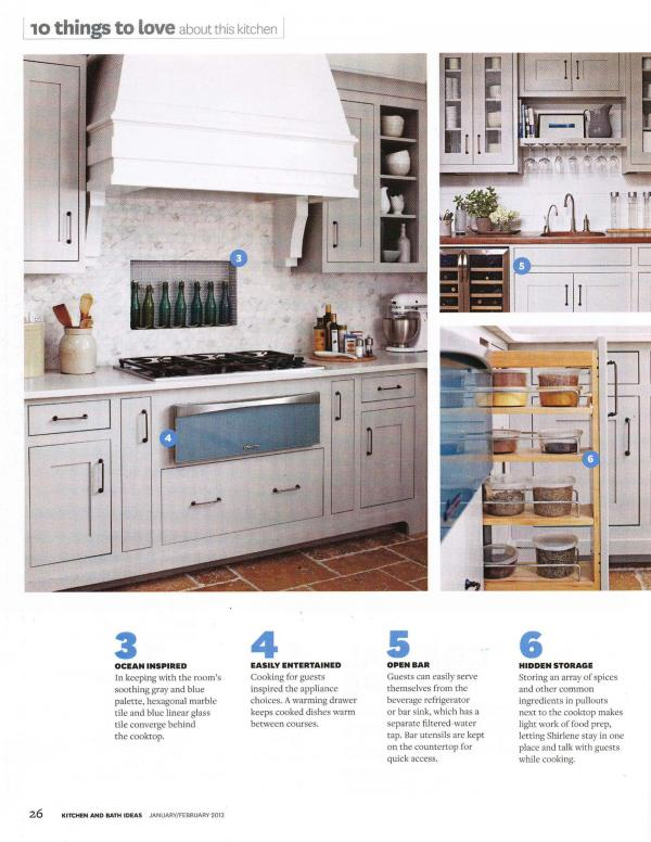Kitchen and bath page 26