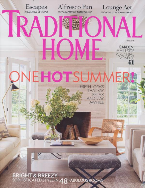 Traditional Home 2015 Cover