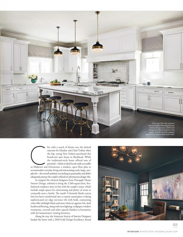 Interors Modern Luxery Feb 2019 page 105