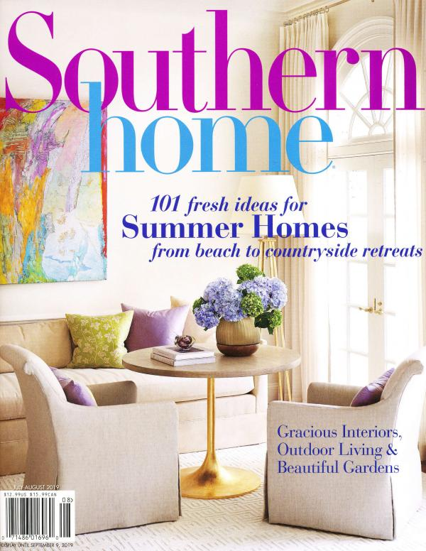 Southern Home summer 2019 Cover 2